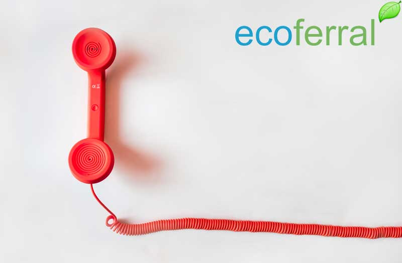 Ecoferral can Save your Business Time & Money