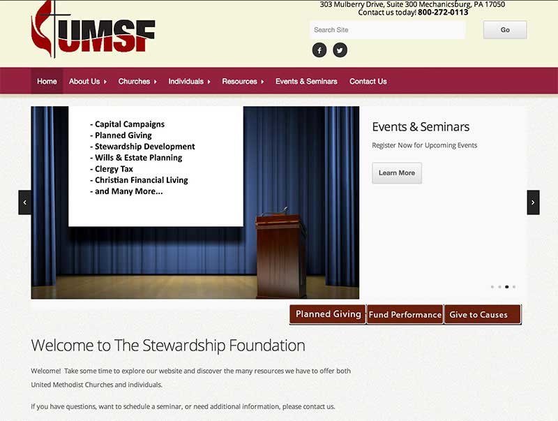 United Methodist Stewardship Foundation