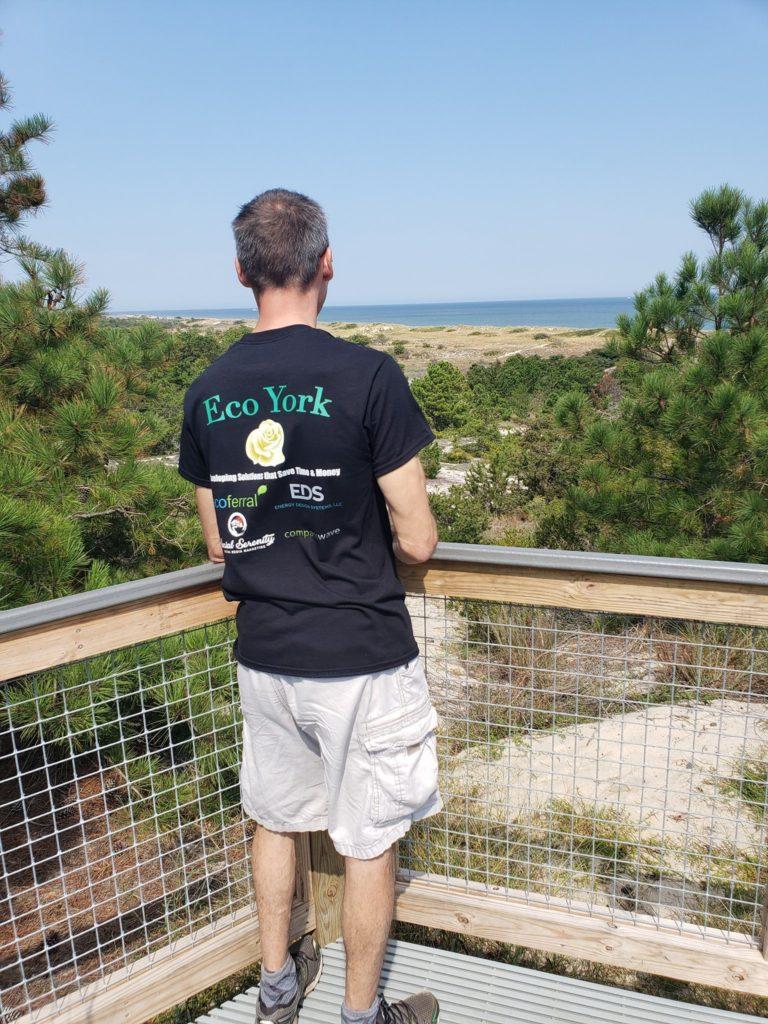 Eco York visiting lewis deleware