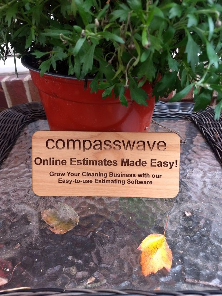 Compasswave Online estimates made easy