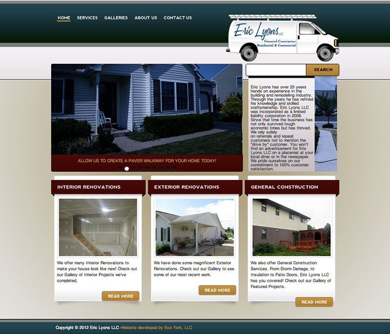 Eric Lyons General Contractor