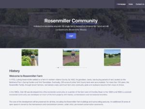 Rosenmiller Community